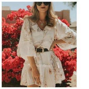 H&M Flounce dress
